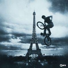 ©qorz Tower, Street, World, Instagram, Building, Travel, France, Vinyls, Parisians