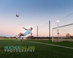 Senior Soccer Photos