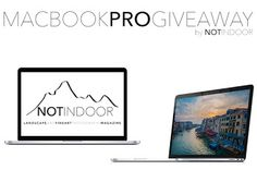 MacBook Pro Giveaway via @notindoor