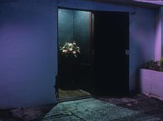 Greg Girard - Bar Doorway, Naha, 2014