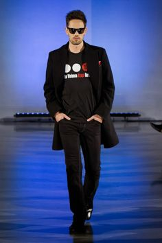 Male Fashion Trends: My Sister's Closet Spring/Summer 2014 - Vancouver Eco Fashion Week