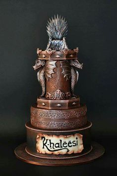 This Season We Have Gathered Together Various Game Of Thrones Inspired Birthday And Wedding Cake Ideas