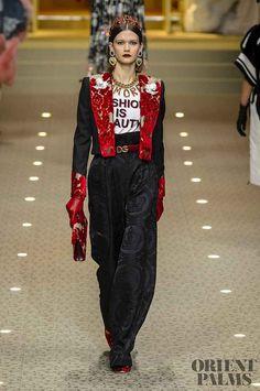 Dolce & Gabbana Fall-winter 2018-2019 - Ready-to-Wear