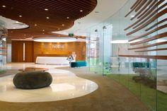 Nestlé's Office Interior Design Vietnam 001