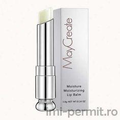 Ruj transparent hidratare marca MayCreate Honey Lip Moisturizer, Lip Balm, Honey, Lips, Makeup, Maquillaje, Maquiagem, Face Makeup, Make Up
