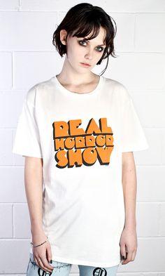 Horrorshow T-Shirt #disturbiaclothing disturbia metal silver alien goth occult grunge alternative punk