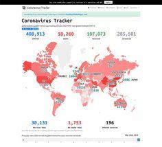Daily API RoundUp: Coronavirus APIs, Zirra, Socialbakers, NS1, XWord | ProgrammableWeb