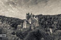 Burg Eltz ( Duotone Version ) by WolfgangWerner1