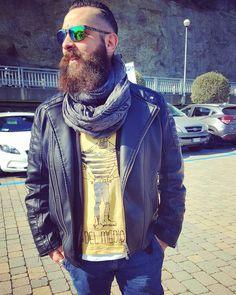 """""""Mi piace"""": 77, commenti: 3 - Pasquale Ferraro (@ferraro80p) su Instagram: """"⚔🇮🇹🎩👊⚔ ••••••••••••••••••••••••• 🇮🇹в e a r d e d ⚔ v ι l l a ι n ѕ  n o r т н e r n • ѕ q υ a d • ι…"""""""