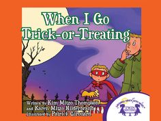 When I Go Trick-Or-Treating | MangoReader- Experience The Magic Of Stories