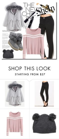 """""""Shein 2/10"""" by zina1002 ❤ liked on Polyvore featuring WithChic"""