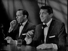 Frank Sinatra Dean Martin various songs.wmv FUNNY!!!!! https://www.youtube.com/watch?v=1Lgd8X0K274