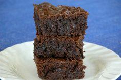 Double Chocolate Gooey Brownies  (Grain Free)