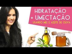 Blog Cabelos de Rainha Link Post: http://cabelosderainha.com.br/como-fazer-hidratacao-nos-cabelos-com-mel-e-azeite-de-oliva/ ❤ Instagram: @juliadoorman ❤ Fac...
