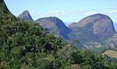 Burarama - Montanhas em Burarama-Foto:LucianeSC