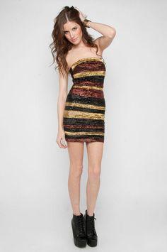 Very unique dress <3