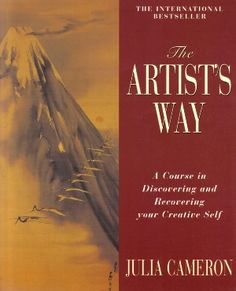 This book is for anyone who wants to be more creative. It totally impacted my life. To this day I do my morning pages... religiously! Thank you Julia Cameron.
