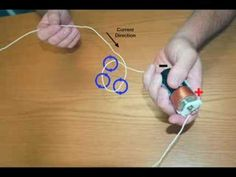 How to Make an Electromagnet - YouTube