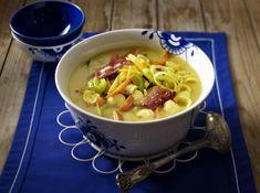 Unser beliebtes Rezept für Steckrüben-Curry-Suppe und mehr als 55.000 weitere kostenlose Rezepte auf LECKER.de.