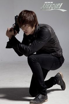 City Hunter...one of the best Kdrama's I've watched.