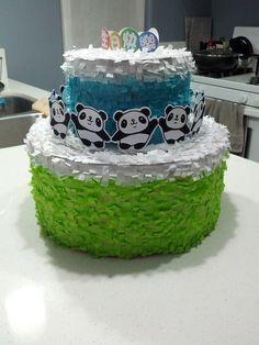 Panda Cake Pinata