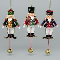 12 Christmas Ornaments by Gordon Companies, Inc. $201.00. Brand Name: Gordon Companies, Inc Mfg#: 30668896. Please refer to SKU# ATR25760710 when you inquire.. Shipping Weight: 3.00 lbs. Picture may wrongfully represent. Please read title and description thoroughly.. This product may be prohibited inbound shipment to your destination.. 12 Christmas ornaments/nutcracker puppet/jinglebells/vibrantly-painted/finely-detailed/movable limbs/hanger included/fully dimensional...