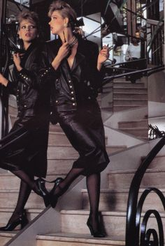 Vogue Paris. November 1984. $_57.JPG 1,067×1,600 pixels