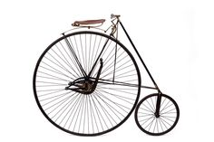 Star High Wheel Bicycle (1885)