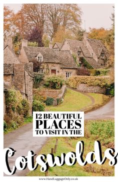 14 Best Places In The Cotswolds You Should Visit 14 besten Orte in den Cotswolds, die Sie besuchen sollten The Places Youll Go, Cool Places To Visit, Places To Travel, Travel Destinations, Best Honeymoon Destinations, Instagram Inspiration, Travel Inspiration, Places In England, Visit England