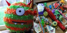 Image result for cool but easy pinatas