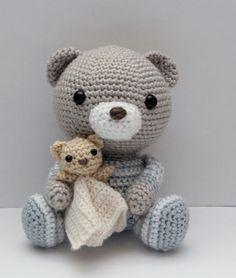 Amigurumi Crochet Pattern - Haribo l