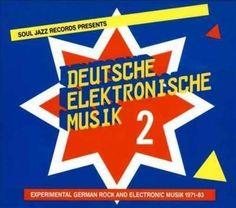 Various - Elektronische Musik 2: Experimental German 1971-83, Orange