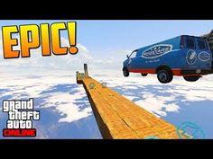 FINAL EPICO FURGONETERO!!! - Gameplay GTA 5 Online Funny Moments (Carrera GTA V PS4) - YouTube