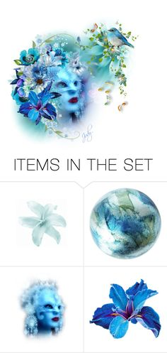 """There's a Song in the Air"" by judymjohnson ❤ liked on Polyvore featuring art"
