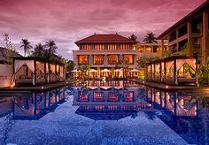 beautiful pool: Conrad Bali