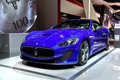 Paris: Maserati brings Centennial GranTurismo MC Stradale, GranCabrio MC [Live Photos]  http://www.4wheelsnews.com/paris-maserati-brings-centennial-granturismo-mc-stradale-grancabrio-mc-live/  #maserati #mondialauto #centennialmaserati