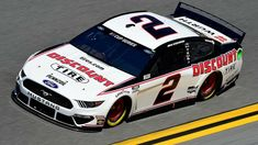 Brad Keselowski, Discount Tires, Nascar Sprint Cup, Daytona 500, Paint Schemes, Race Cars, Two By Two, Ford, Racing