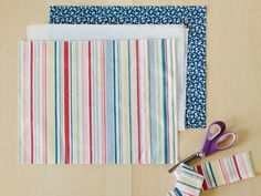 Make an Easy-to-Sew Lined Tote Bag : Decorating : Home & Garden Television