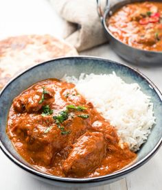 Make butter chicken better than you can buy at your favourite Indian restaurant at home. Big, bold tastes and just the right amount of spice. Tandoori Marinade, Tandoori Masala, Beef Masala, Masala Curry, Fried Fish Recipes, Chicken Recipes, Ginger Paste Recipe, Curry Base Recipe, Cream Of Tomato Soup