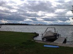 Cass Lake, September 23, 2012