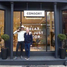 Tribeca Citizen     New Kid on the Block: Consort