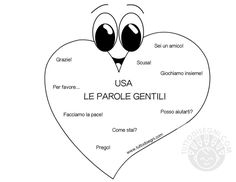 flower of kind words- fiore delle parole gentili Related image - School Equipment, Kind Words, Educational Toys, Classroom, Flowers, Image, Google, English, Diy