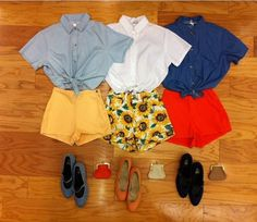 American apparel 50s style