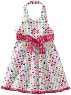 Carters Girls 4-6x Heart Print Sundress With Polka Dot Bow And Trim: http://www.amazon.com/Carters-Girls-Heart-Print-Sundress/dp/B005XU5S2M/?tag=wwwcert4uinfo-20