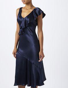 Adara Asymmetric Dress