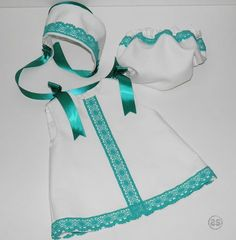 Patrón vestido trapecio para imprimir tallas de 6-9-12 meses