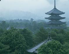 Kofuku-ji Temple © Kazuyoshi Miyoshi/PPS