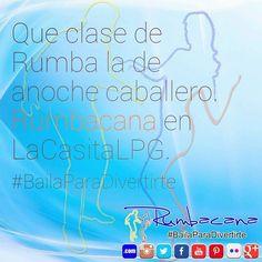 #BailaParaDivertirte  Excelente la Rumba de anoche. Como siempre la mejor música bailable