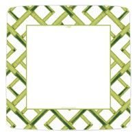 Bamboo Green 10 inch Plates