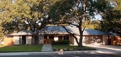 mid century ranch style homes | ... inside ranch style homes are low profile humble looking houses